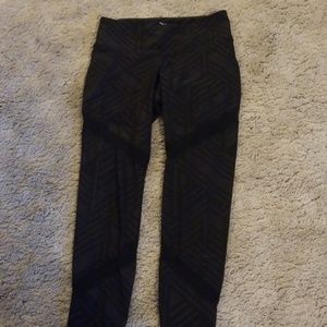 Old Navy Active Black Workout Pants